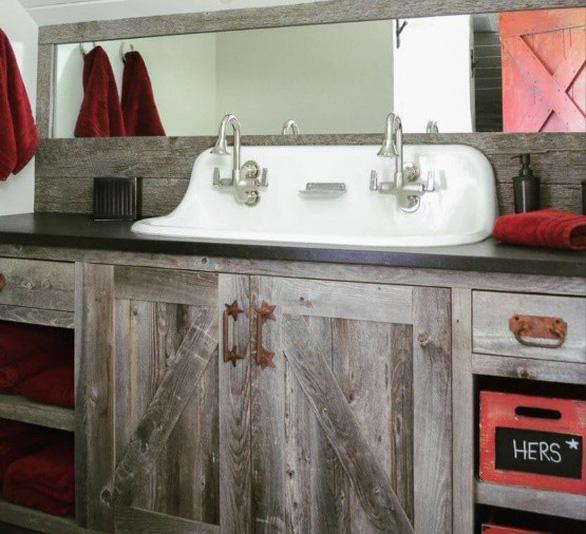 Thiết kế phòng tắm đáng yêu khiến bé mê tít - Ảnh 3.