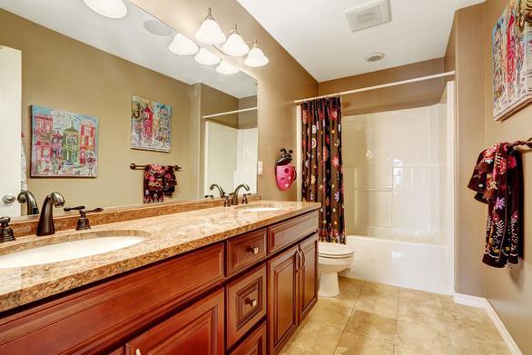 Thiết kế phòng tắm đáng yêu khiến bé mê tít - Ảnh 5.