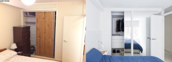 Căn hộ 2 phòng ngủ lột xác hoàn toàn sau cải tạo - Ảnh 6.