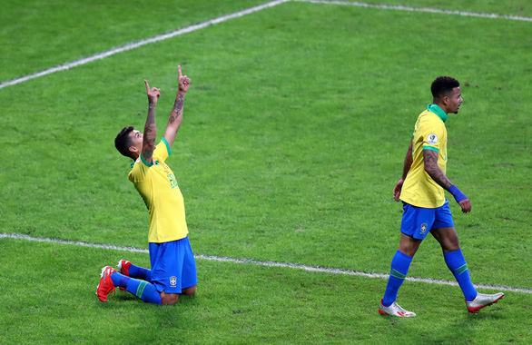 Messi bất lực, Argentina thua Brazil ở bán kết Copa America 2019 - Ảnh 1.