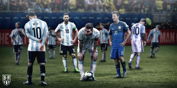 Đừng níu kéo, nếu Messi muốn giã từ đội tuyển Argentina - Ảnh 1.