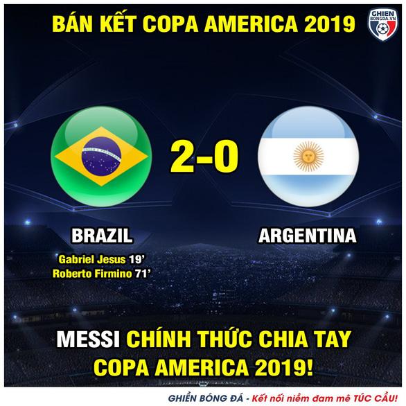 CĐV kêu gọi Messi 'bỏ' Argentina vì có đồng đội kém - Ảnh 7.