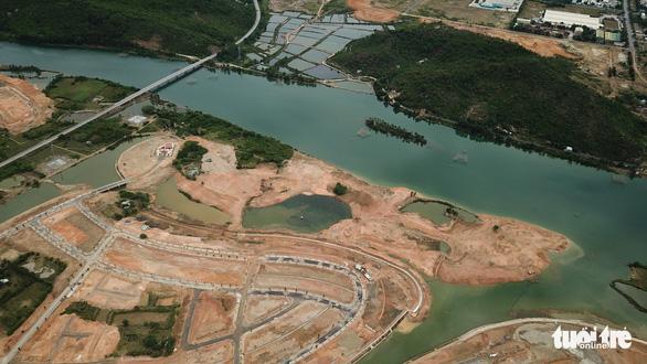 Đà Nẵng kiểm tra thông tin dự án lấn sông Cu Đê - Ảnh 3.