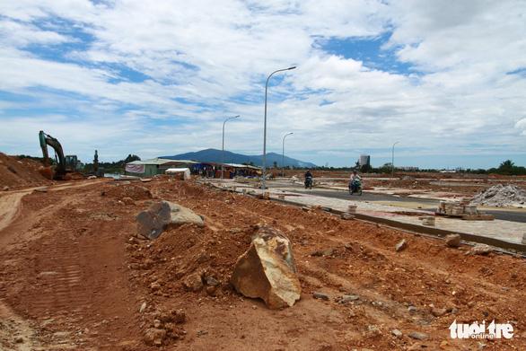 Đà Nẵng kiểm tra thông tin dự án lấn sông Cu Đê - Ảnh 4.