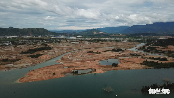 Đà Nẵng kiểm tra thông tin dự án lấn sông Cu Đê - Ảnh 2.