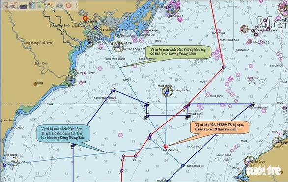 Hai lần lặn tìm 9 ngư dân Nghệ An mất tích bất thành - Ảnh 6.