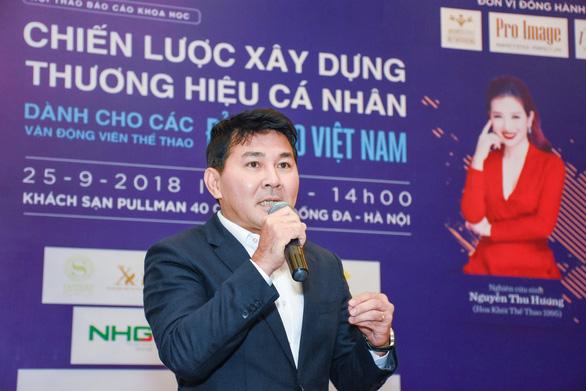 Ông Nguyễn Hoài Nam từ chối tham gia ứng cử phó chủ tịch tài chính VFF - Ảnh 1.