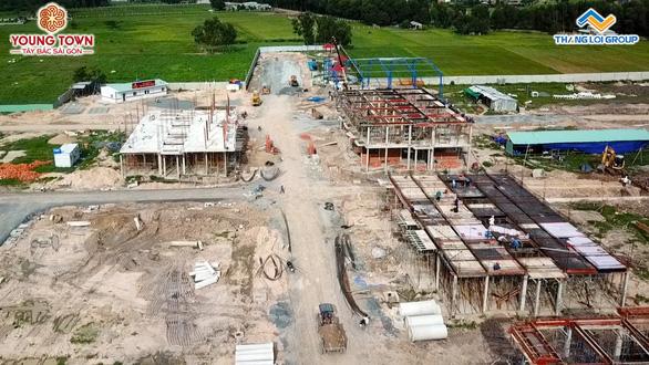 Ra mắt dự án bất động sản xanh Young Town Tây Bắc Sài Gòn - Ảnh 1.