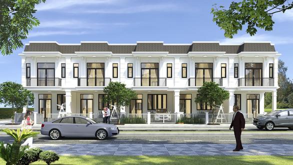 Ra mắt dự án bất động sản xanh Young Town Tây Bắc Sài Gòn - Ảnh 2.