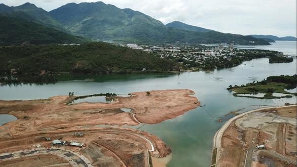 San lấp hơn 500m bờ sông, chủ đầu tư Golden Hills bị phạt 40 triệu đồng - Ảnh 2.