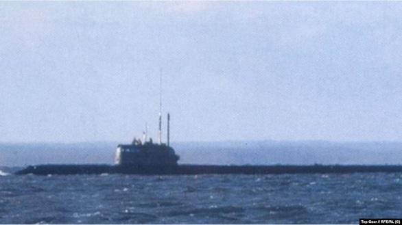 Ông Putin yêu cầu điều tra vụ tàu ngầm bốc cháy 'bất thường'