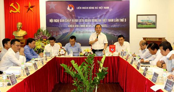 VFF tự tin lo đủ tiền trả lương cho HLV Park Hang Seo - Ảnh 1.
