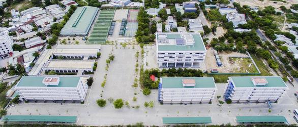 Đại học Duy Tân mạnh tay đầu tư cơ sở vật chất - Ảnh 2.