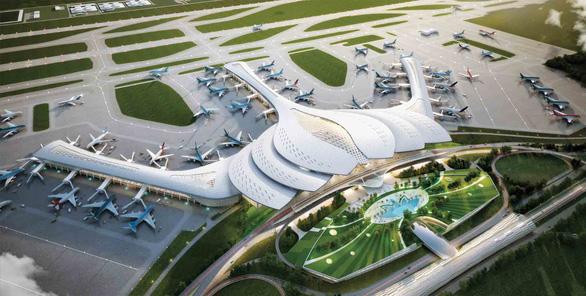 Sân bay Long Thành 4,8 tỉ USD có gì? - Ảnh 4.