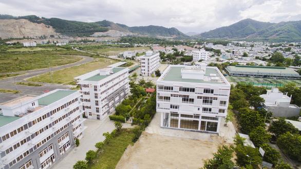 Đại học Duy Tân mạnh tay đầu tư cơ sở vật chất - Ảnh 3.