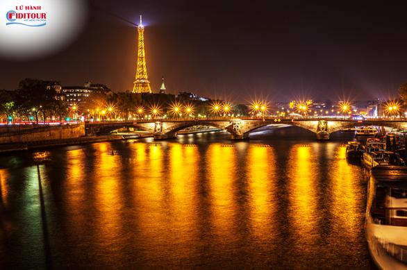 Vì sao nên đến Paris mùa thu một lần trong đời? - Ảnh 2.