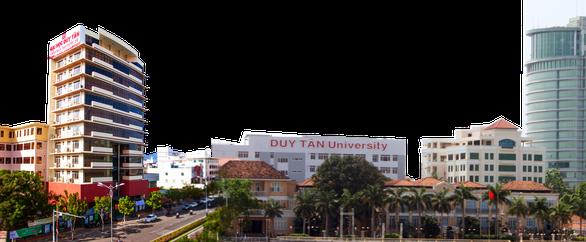 Đại học Duy Tân mạnh tay đầu tư cơ sở vật chất - Ảnh 1.