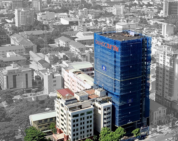 Đại học Duy Tân mạnh tay đầu tư cơ sở vật chất - Ảnh 4.