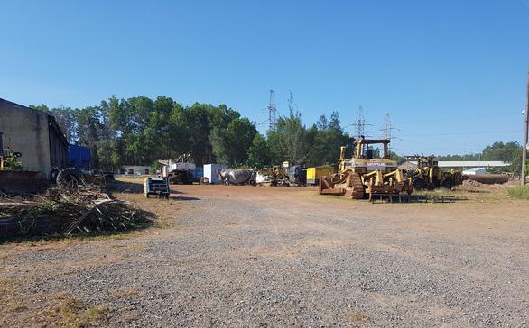 Đem đất khu công nghiệp cho thuê trái phép - Ảnh 4.