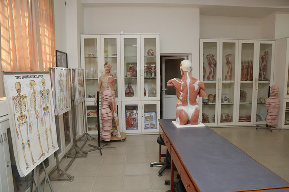 Đại học Duy Tân mạnh tay đầu tư cơ sở vật chất - Ảnh 8.