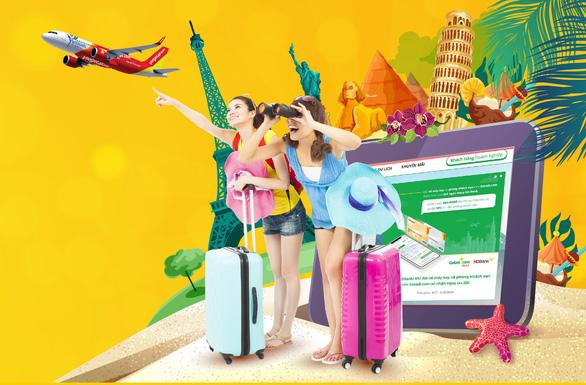 Du lịch tiết kiệm cùng thẻ HDBank quốc tế - Ảnh 1.