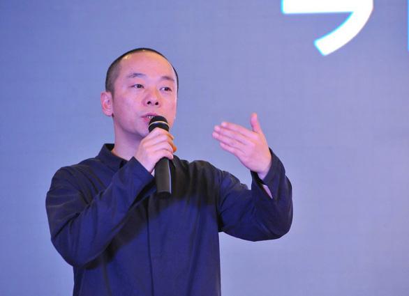 Ông trùm tập đoàn công nghệ giải trí Trung Quốc bị bắt - Ảnh 1.