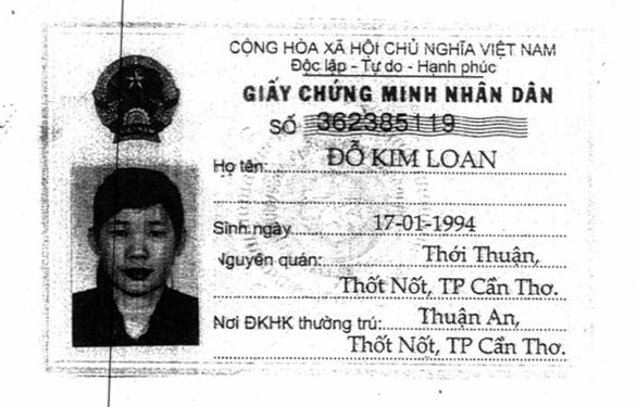 Nhờ người Trung Quốc làm... chứng minh nhân dân - Ảnh 1.