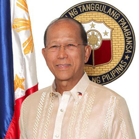Bộ trưởng Quốc phòng Philippines chỉ trích hành động của Trung Quốc - Ảnh 1.