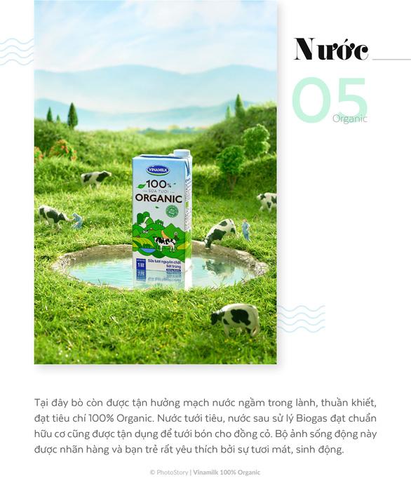 Chuyện chưa kể của bộ ảnh sữa tươi Organic - Ảnh 6.