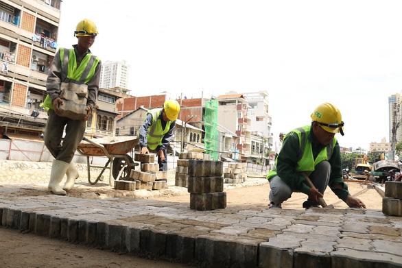 Hoàn thành dự án kênh Hàng Bàng chống ngập nước - Ảnh 1.
