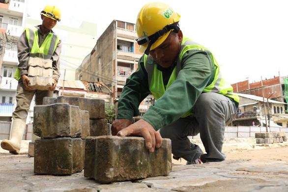 Hoàn thành dự án kênh Hàng Bàng chống ngập nước - Ảnh 2.