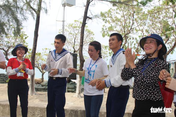 Gặp những chàng trai Đà Nẵng ở Trường Sa - Ảnh 2.