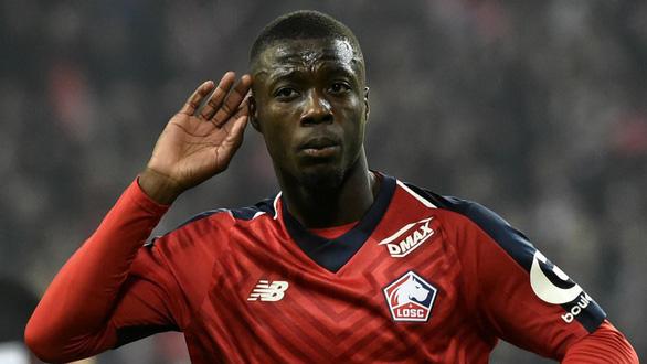 Arsenal chi 72 triệu bảng để chiêu mộ tiền đạo Pepe - Ảnh 1.