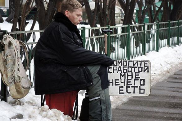 Hơn 20 triệu người Nga sống đắp đổi qua ngày - Ảnh 1.