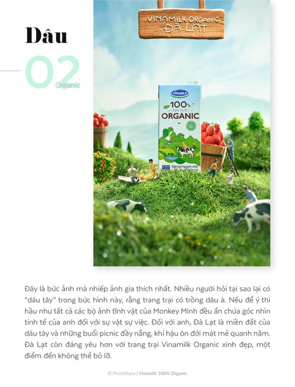 Chuyện chưa kể của bộ ảnh sữa tươi Organic - Ảnh 3.