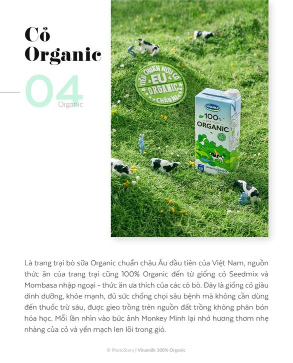 Chuyện chưa kể của bộ ảnh sữa tươi Organic - Ảnh 5.