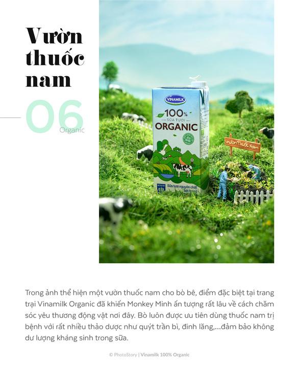 Chuyện chưa kể của bộ ảnh sữa tươi Organic - Ảnh 7.