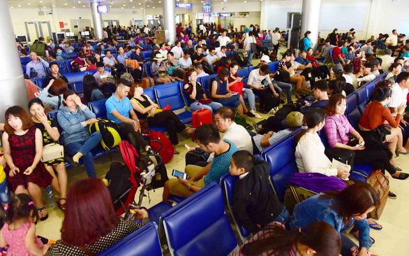Nhà ga T3, sân bay Tân Sơn Nhất: Dự kiến quý 2-2022 hoạt động - Ảnh 1.