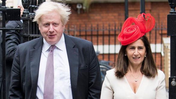 Đệ nhất bạn gái thủ tướng Anh là ai? - Ảnh 5.
