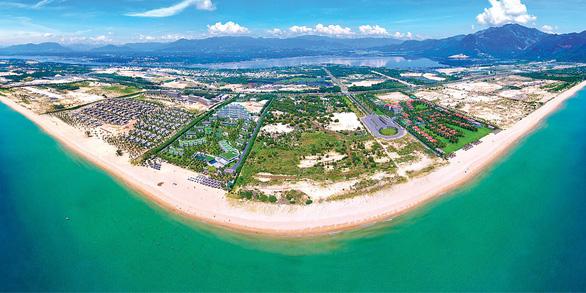 Khu du lịch Bắc bán đảo Cam Ranh: Đổi thay kỳ diệu từ miền biển vắng - Ảnh 1.