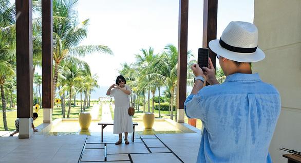 Khu du lịch Bắc bán đảo Cam Ranh: Đổi thay kỳ diệu từ miền biển vắng - Ảnh 4.