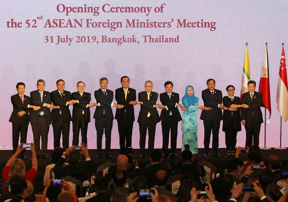 Một số ngoại trưởng tại cuộc họp ASEAN lo ngại về sự cố ở Biển Đông - Ảnh 1.