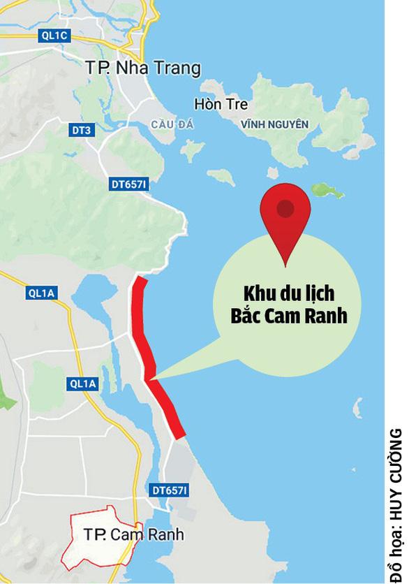 Khu du lịch Bắc bán đảo Cam Ranh: Đổi thay kỳ diệu từ miền biển vắng - Ảnh 2.