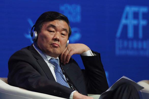 Sếp cũ ngân hàng đầu tư hạ tầng Trung Quốc bị điều tra - Ảnh 1.
