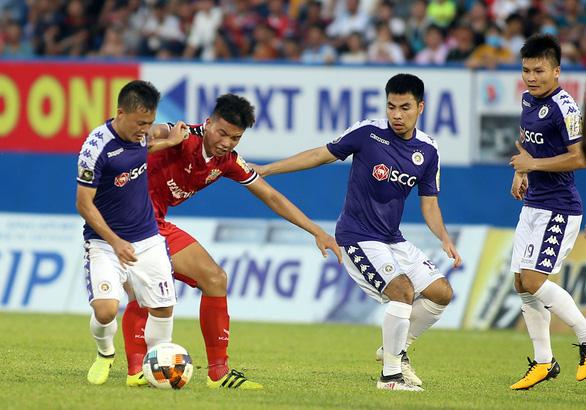 Chung kết lượt đi AFC Cup 2019: Sân Gò Đậu hứa hẹn hút khán giả - Ảnh 1.