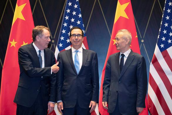 Mỹ và Trung Quốc cùng nói đàm phán thương mại diễn ra trên tinh thần xây dựng - Ảnh 1.