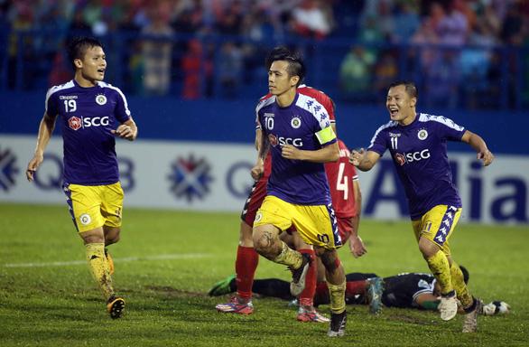 Văn Quyết giúp Hà Nội đánh bại Bình Dương ở chung kết lượt đi AFC Cup 2019 - Ảnh 1.