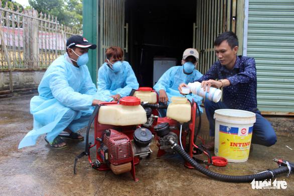 Sốt xuất huyết tại Đắk Lắk tăng hơn 15 lần, 2 người tử vong - Ảnh 2.
