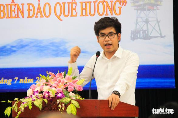 Người Việt hải ngoại mong có nhiều hơn thông tin về Biển Đông - Ảnh 3.