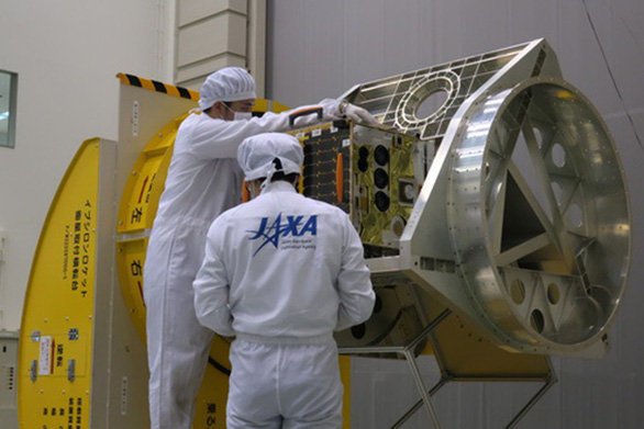 Cùng NASA nghiên cứu Việt Nam từ vũ trụ - Ảnh 1.
